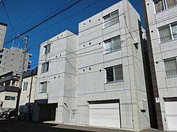 ブランノワール環状通東[4階]の外観