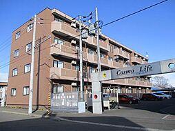北海道札幌市東区北三十七条東19丁目の賃貸マンションの外観