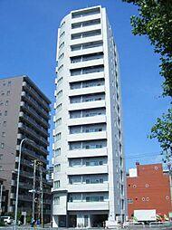 レジデンスタワー札幌[4階]の外観