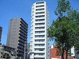 レジデンスタワー札幌[2階]の外観