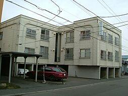 ホワイトハウスII[3階]の外観