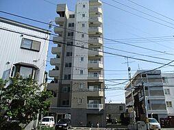 サンフォレスト菊水[6階]の外観