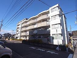 エステート沢田[3階]の外観