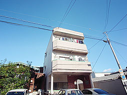プチコーポ花沢[2階]の外観