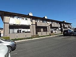 コートハウス岐陽[2階]の外観