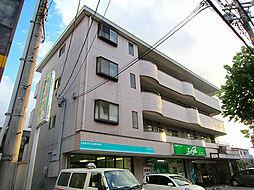 愛知県東海市中央町7丁目の賃貸マンションの外観