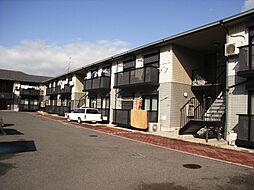 大阪府泉大津市下条町の賃貸アパートの外観