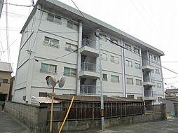 大阪府泉大津市助松町2丁目の賃貸マンションの外観