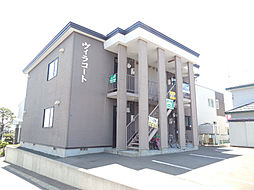 北海道北見市寿町5丁目の賃貸アパートの外観