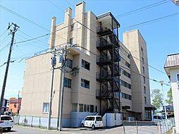 北海道北見市常盤町5丁目の賃貸マンションの外観
