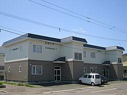 北海道北見市北進町7の賃貸アパートの外観