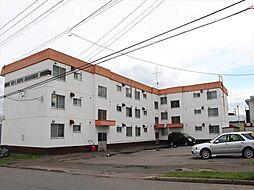 北海道北見市三住町の賃貸マンションの外観