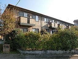 鹿児島県霧島市国分向花の賃貸アパートの外観