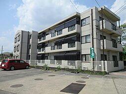 鹿児島県霧島市国分府中町の賃貸マンションの外観