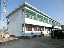 鹿児島県霧島市国分清水1丁目の賃貸アパートの外観