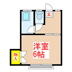 国分駅 1.4万円
