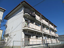 コーポ朝倉[3階]の外観