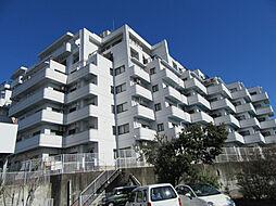 グランドール一里山[5階]の外観