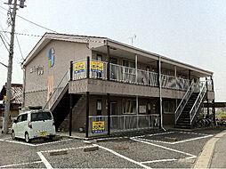 愛知県江南市中奈良町本郷の賃貸アパートの外観