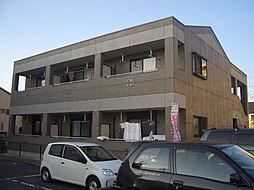 ルシェル岩倉III[1階]の外観