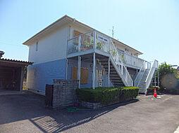 ジャルダンNIWA[1階]の外観