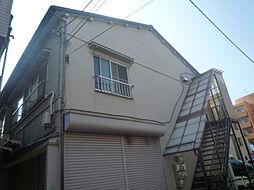 ビレッヂフジ2[2階]の外観
