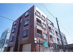 東京都葛飾区東金町4丁目の賃貸マンションの外観