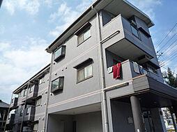 レジデンスヤマザキ[1階]の外観
