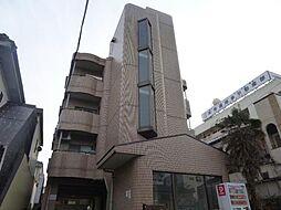 ファインクロス7番館[3階]の外観