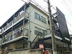 岡田マンション[3階]の外観