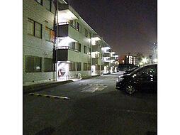 ハイツ福[2階]の外観