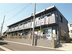 東京都葛飾区南水元2丁目の賃貸マンションの外観