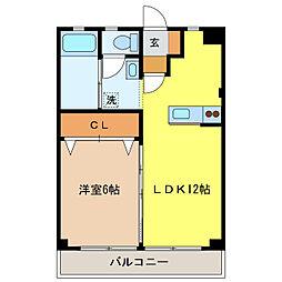 桜町駅 6.0万円