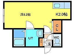 恵み野駅 4.1万円