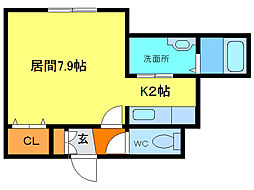 恵庭駅 4.0万円
