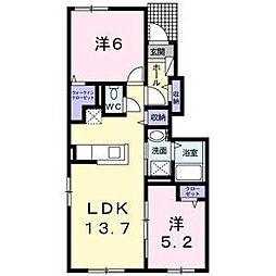 恵庭駅 5.4万円