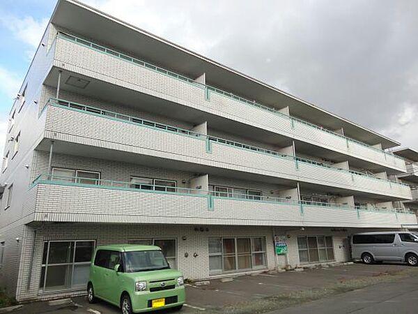 ベルトピア千歳I 4階の賃貸【北海道 / 千歳市】