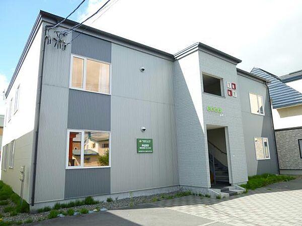 ecoa緑町I[1階]の外観