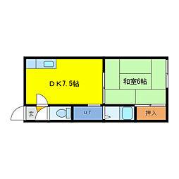 弥生3丁目 2.0万円