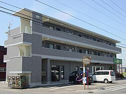 北海道北斗市久根別2丁目の賃貸マンションの外観