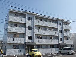 北海道函館市昭和4丁目の賃貸マンションの外観