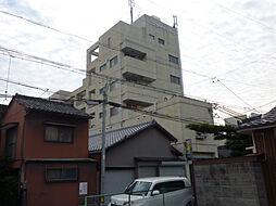ニューヤマハタビル[4階]の外観