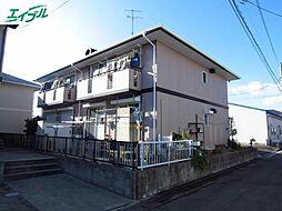 セジュールJLYCINE藤[2階]の外観