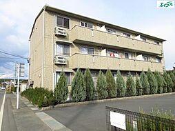 グリュックIIIA・B・C棟[1階]の外観