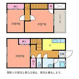 【敷金礼金0円!】タウンハウス
