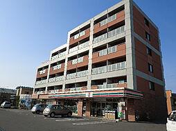 新潟県新潟市西区小新4丁目の賃貸マンションの外観