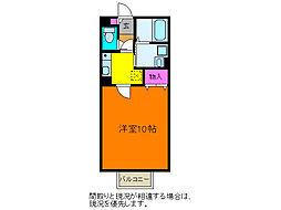 サンシャインIII[2階]の間取り