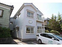 京ハイツ[1階]の外観