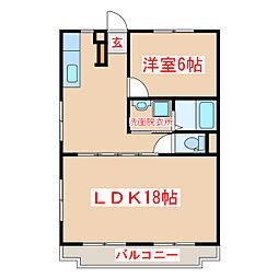 バス ****駅 バス 中山団地下車 徒歩1分