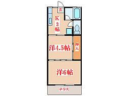 慈眼寺駅 3.8万円